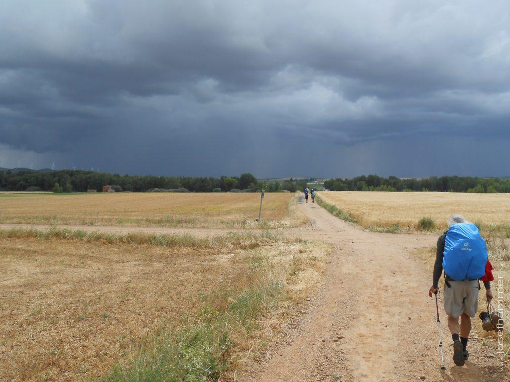 Camino Day 15